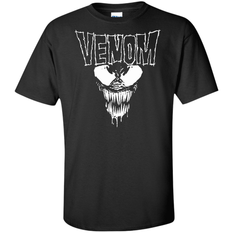 T-Shirts Black / XLT Venom Danzig Tall T-Shirt