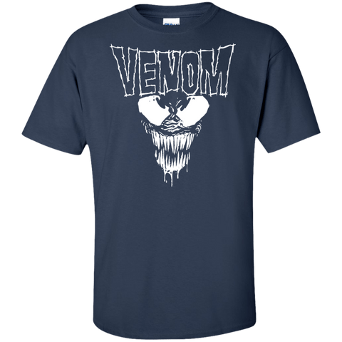 T-Shirts Navy / XLT Venom Danzig Tall T-Shirt
