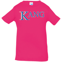T-Shirts Hot Pink / 6 Months Vote for Kang Infant Premium T-Shirt