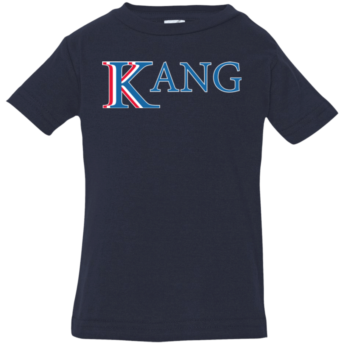 T-Shirts Navy / 6 Months Vote for Kang Infant Premium T-Shirt