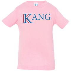 T-Shirts Pink / 6 Months Vote for Kang Infant Premium T-Shirt