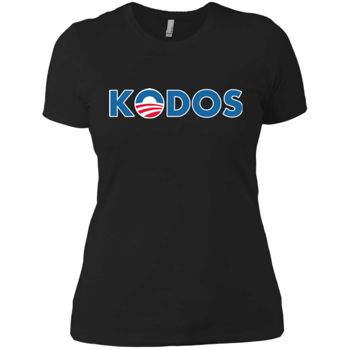 T-Shirts Black / X-Small Vote for Kodos Women's Premium T-Shirt