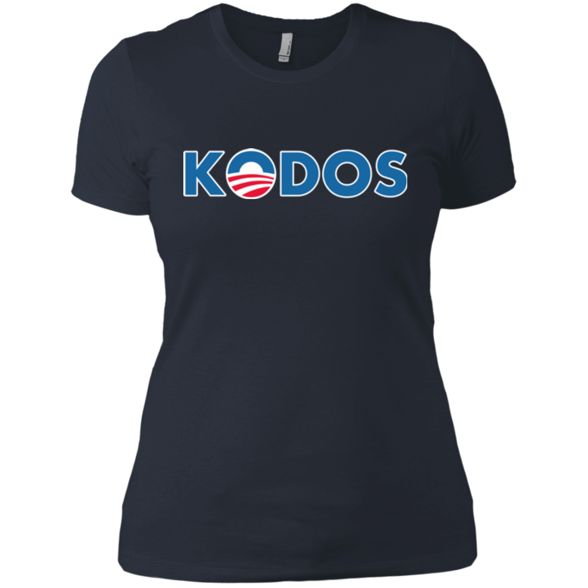T-Shirts Indigo / X-Small Vote for Kodos Women's Premium T-Shirt