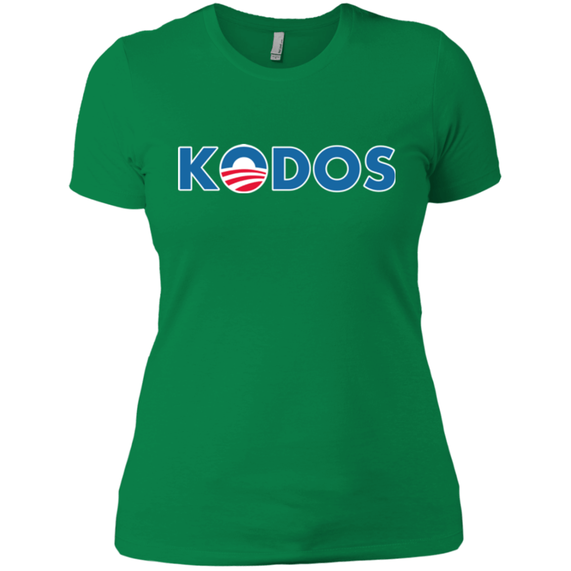 T-Shirts Kelly Green / X-Small Vote for Kodos Women's Premium T-Shirt
