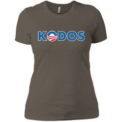 T-Shirts Warm Grey / X-Small Vote for Kodos Women's Premium T-Shirt