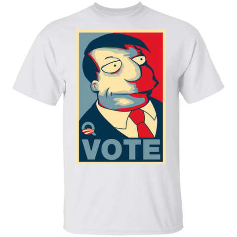 Vote Quimby T-Shirt