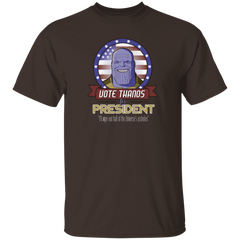 Vote Thanos T-Shirt