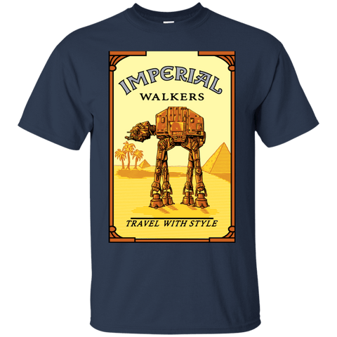 T-Shirts Navy / Small Walk Like An Egyptian T-Shirt