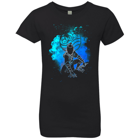 Water Bender Soul Brother Girls Premium T-Shirt