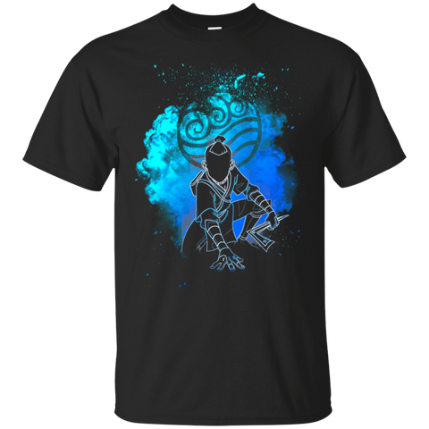 Water Bender Soul Brother T-Shirt