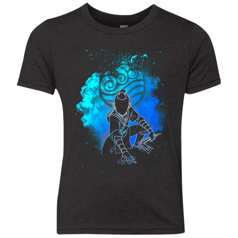 Water Bender Soul Brother Youth Triblend T-Shirt
