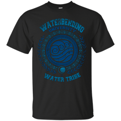 T-Shirts Black / Small Waterbending University T-Shirt