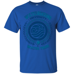 T-Shirts Royal / Small Waterbending University T-Shirt