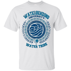 T-Shirts White / Small Waterbending University T-Shirt