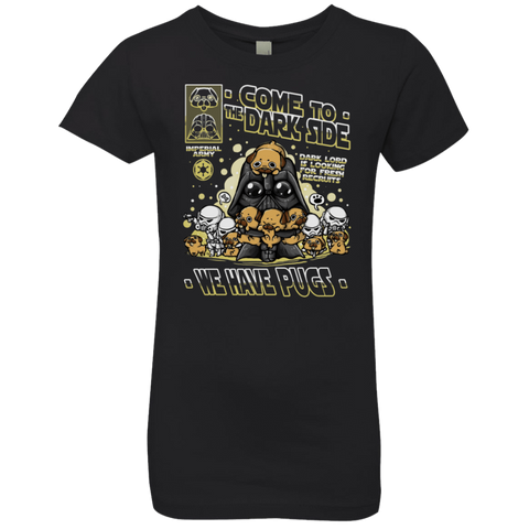 We Have Pugs Girls Premium T-Shirt