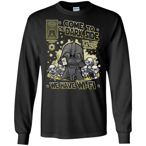 We Have WiFi Men's Long Sleeve T-Shirt