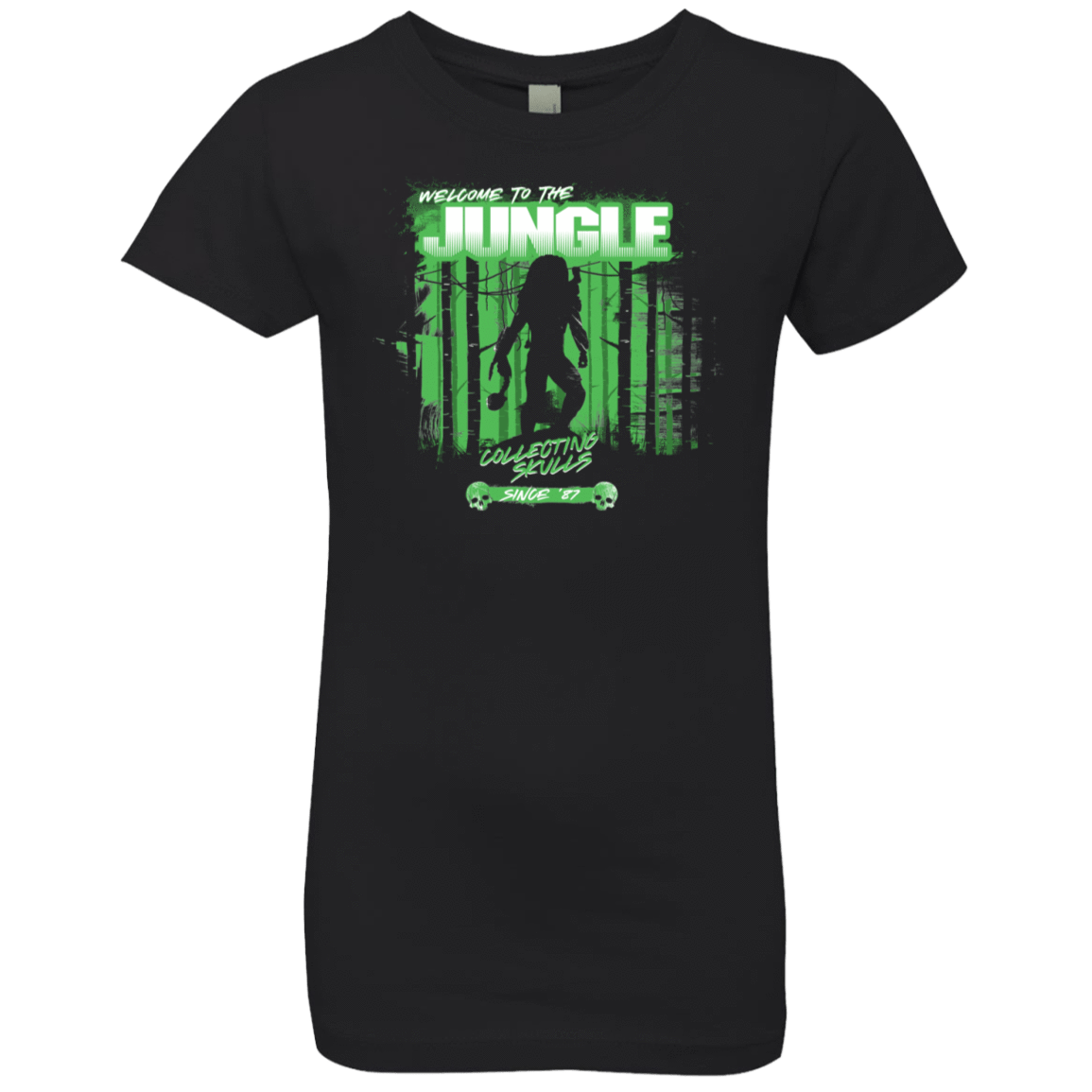 Welcome to Jungle Girls Premium T-Shirt