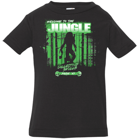 Welcome to Jungle Infant Premium T-Shirt