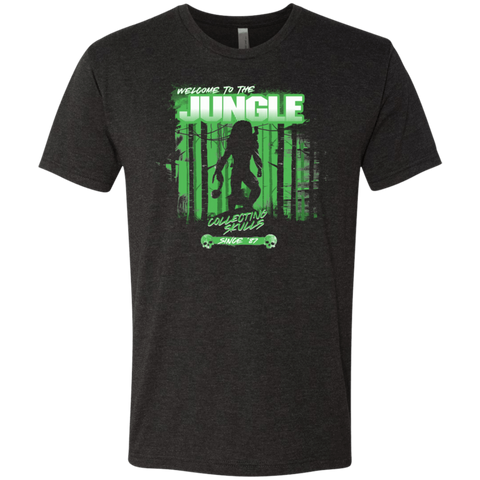Welcome to Jungle Men's Triblend T-Shirt