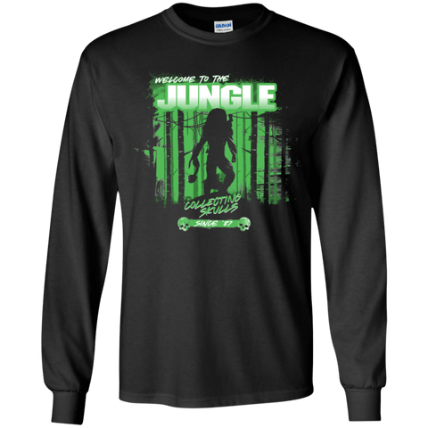 Welcome to Jungle Youth Long Sleeve T-Shirt