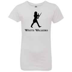 T-Shirts White / YXS White walkers Girls Premium T-Shirt