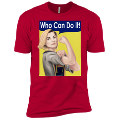 Who Can Do It Boys Premium T-Shirt
