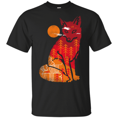 Wild is the Fox T-Shirt