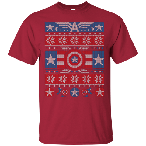 T-Shirts Cardinal / Small Winter Soldier T-Shirt