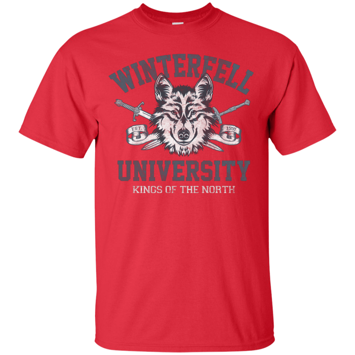 Winterfell U T-Shirt