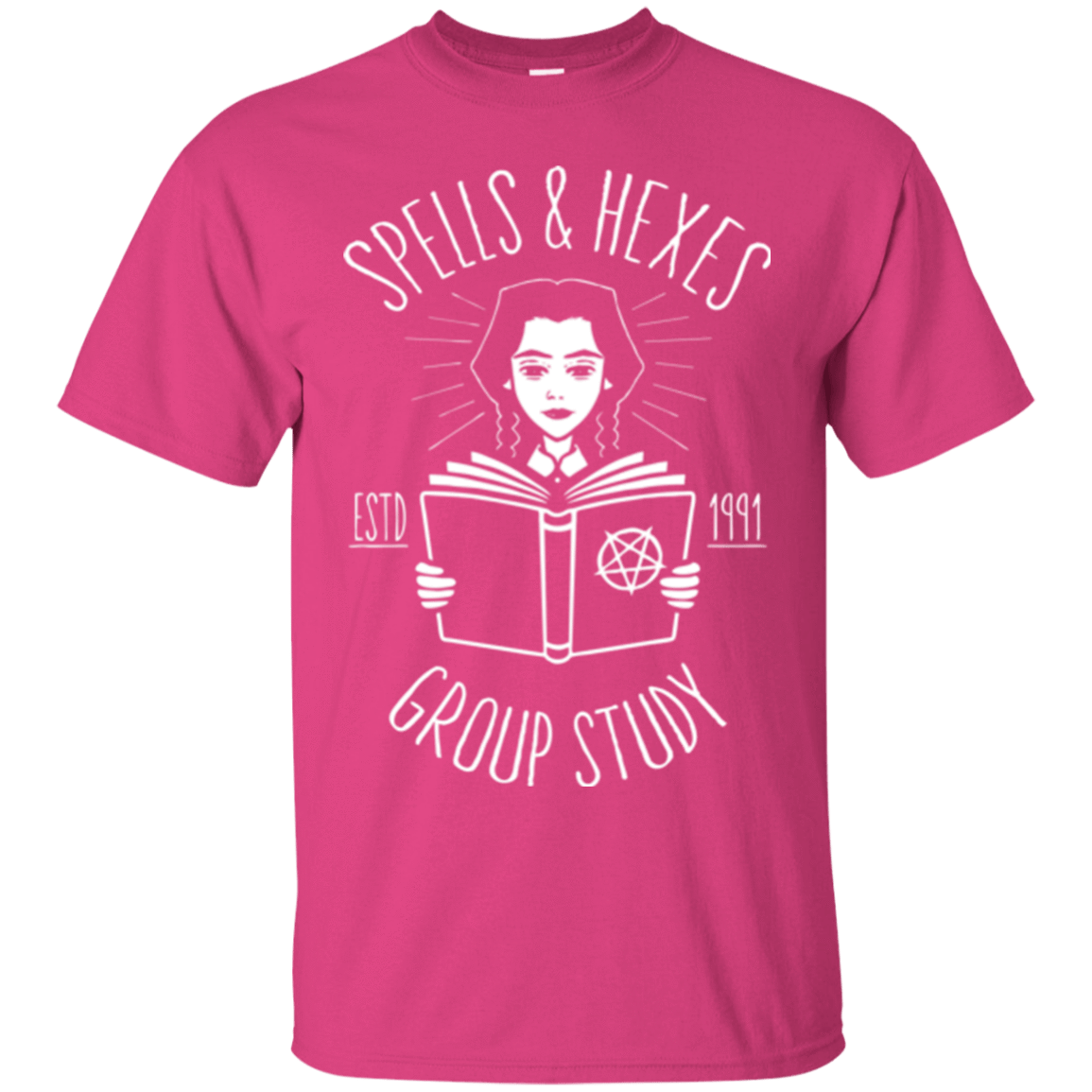 Witchcraft Study T-Shirt