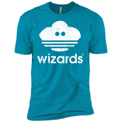 T-Shirts Turquoise / X-Small Wizards Men's Premium T-Shirt