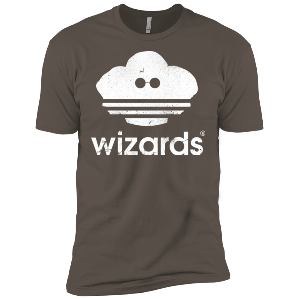 T-Shirts Warm Grey / X-Small Wizards Men's Premium T-Shirt