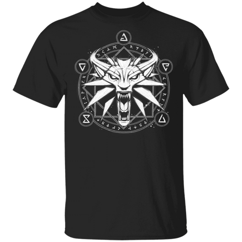 Wolf Medallion T-Shirt