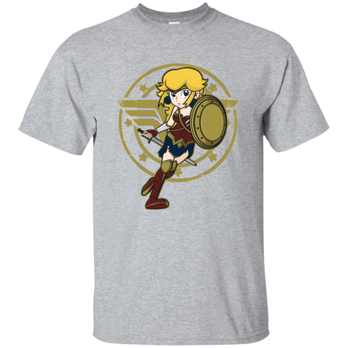 Wonder Peach T-Shirt