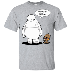 Wooden Baby T-Shirt