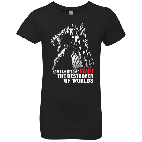World Destroyer Girls Premium T-Shirt