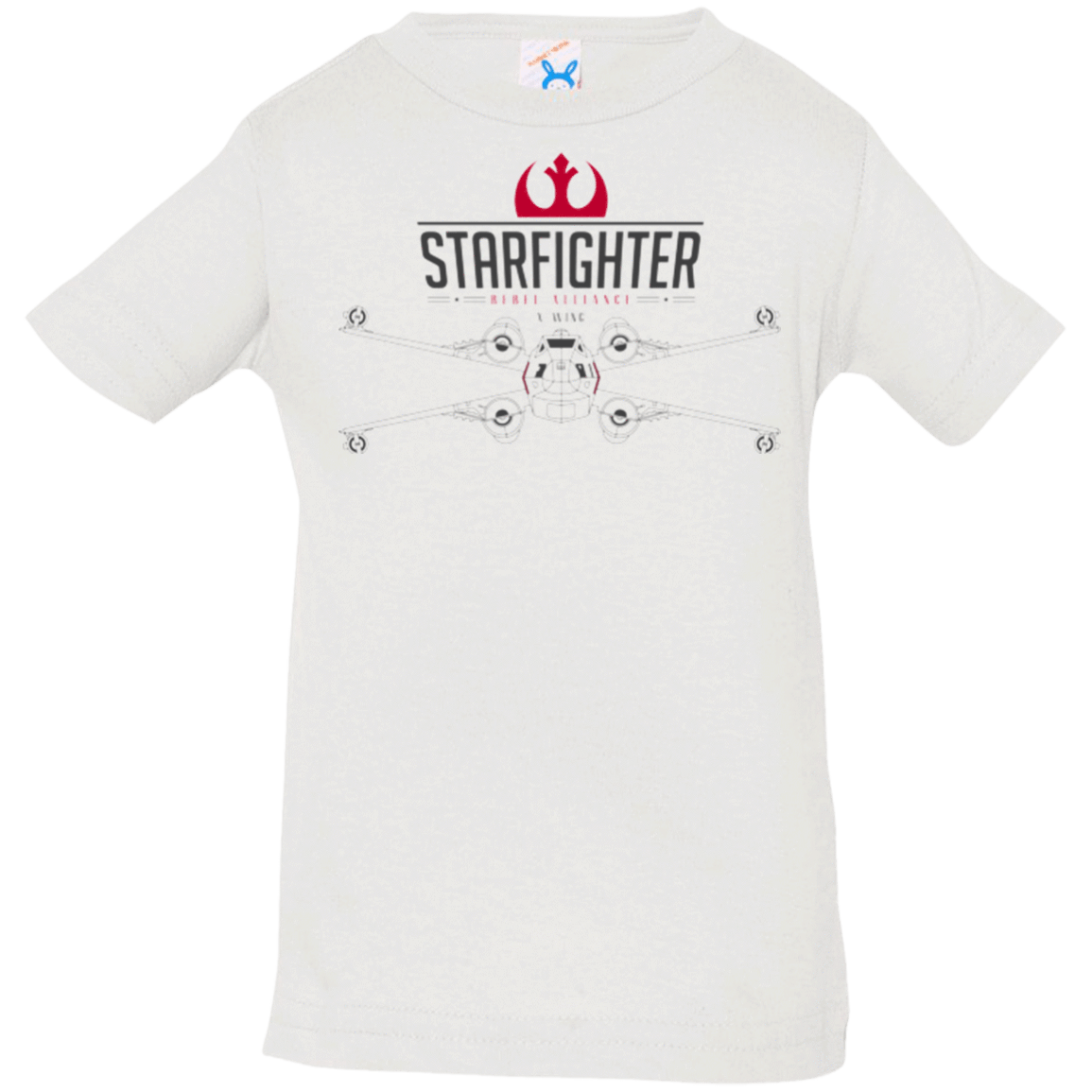 T-Shirts White / 6 Months X Wing Infant Premium T-Shirt