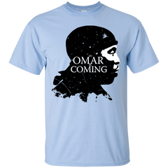 Yo Omar Is Coming T-Shirt