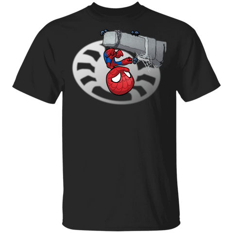 Young Hero Spidey T-Shirt