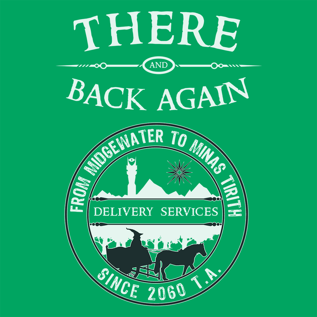 There And Back Again Delivery Service