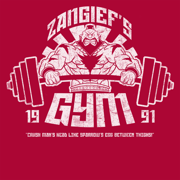 Zangief Gym