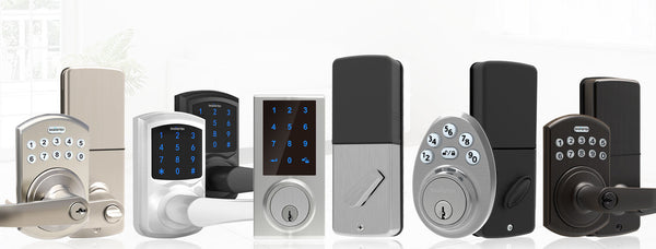signstek digital door lock