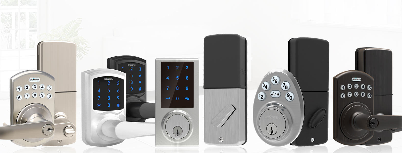 digital door locks