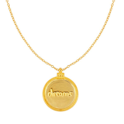 Collar Dreams Gold