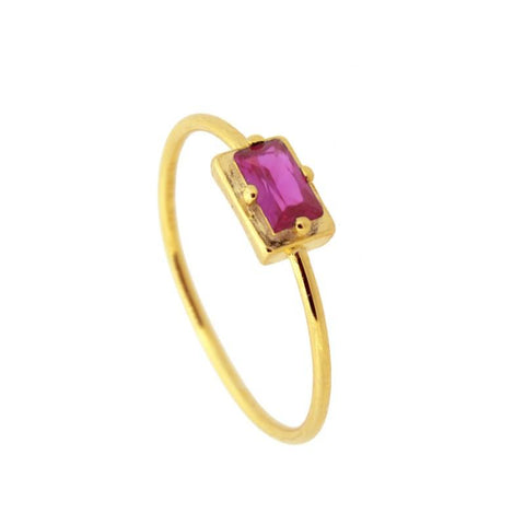 Anillo Anabella Pink Gold