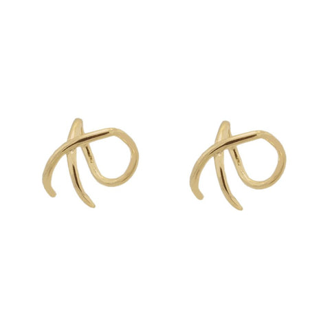 Pendientes Ear Cuff Casilda Gold