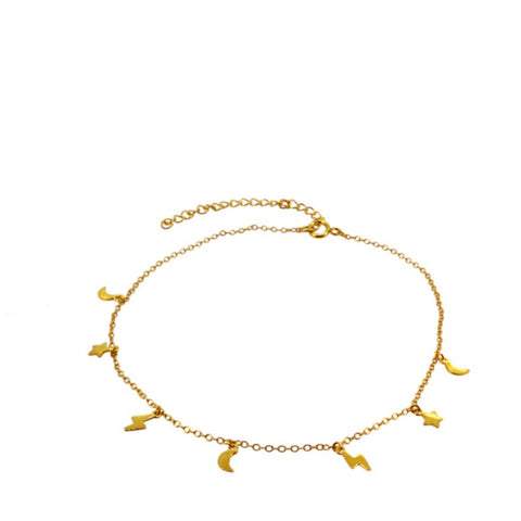 Pulsera Mix Gold