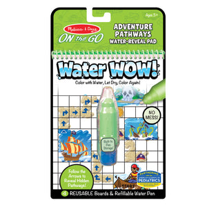 Water Wow - Adventure Pathways