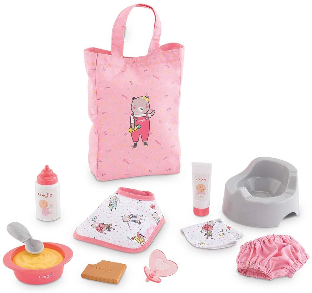 BB12 IN LARGE ACCESSORIES SET
