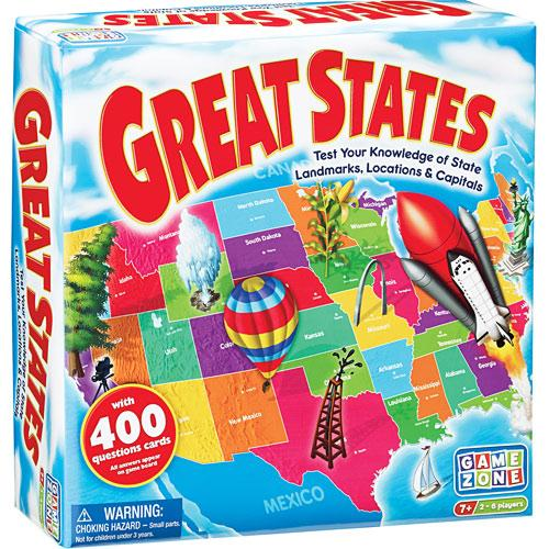 GREAT STATES GAME RB